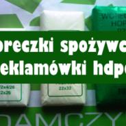 Woreczki HDPE i LDPE